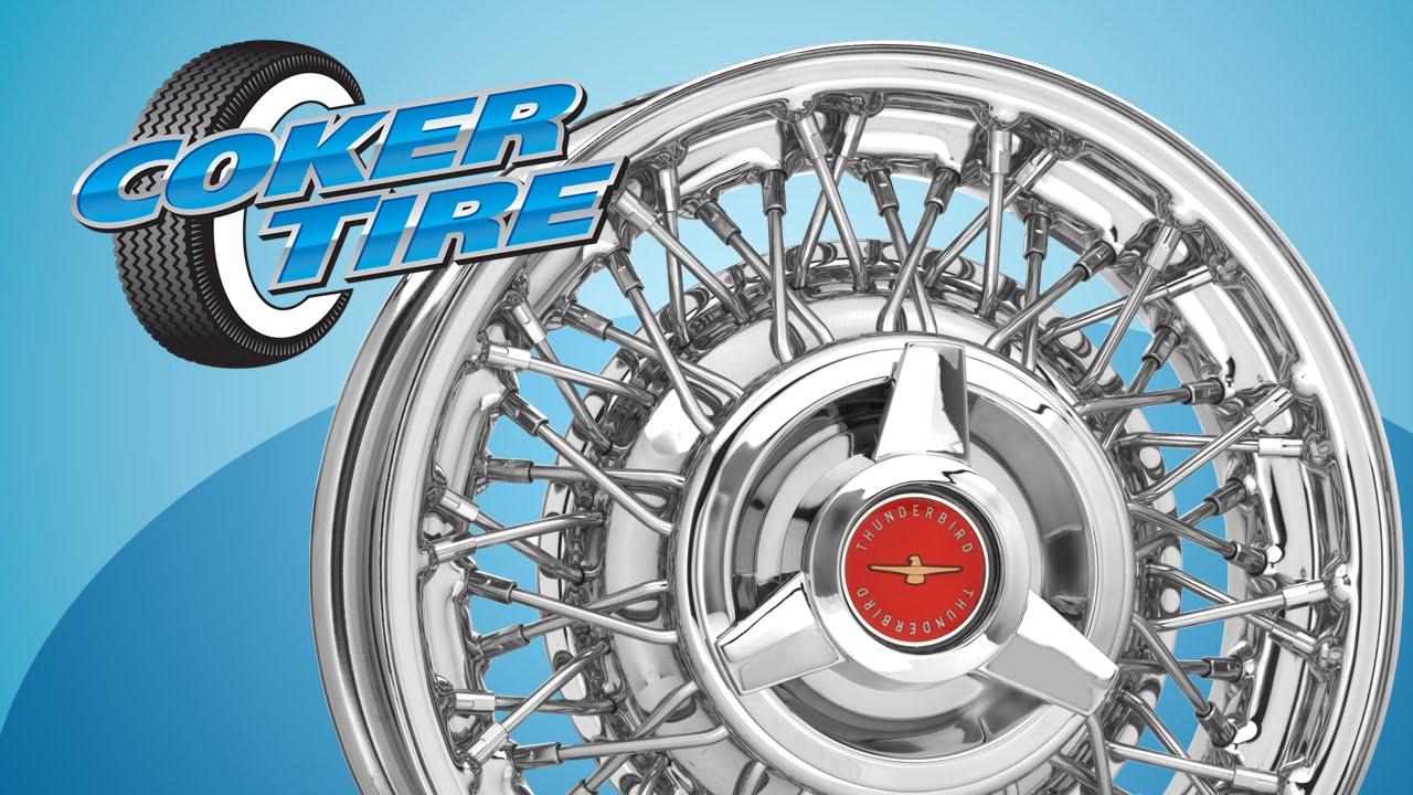 Wire Wheels: Thunderbird Wire Wheels