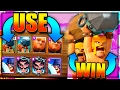 THESE CARDS WIN BATTLE RAMS EASY Clash Royale Battle Ram Tips