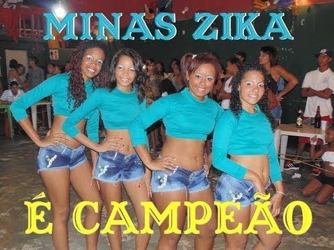 BONDE DAS MINAS ZIKA - CAMPEÃO DO 3º CONCURSO DAS MARAVILHAS