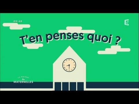 Que pensent les enfants des célébrités françaises ? - La Maison des Maternelles