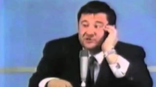 Buddy Hackett: When Stereotypes Pay off