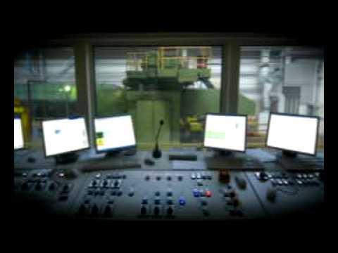 RUSAL - Фольгопрокатное производство / Foil production