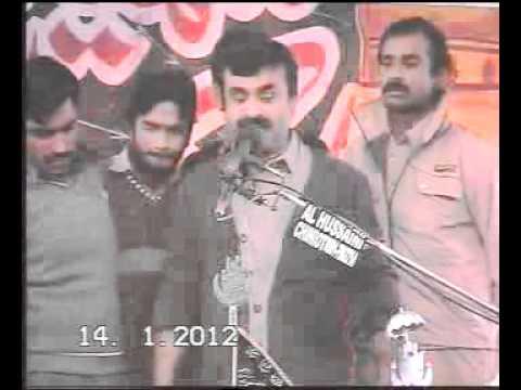 Zakir Qazi Waseem Abbas 2012 New Qasida.......