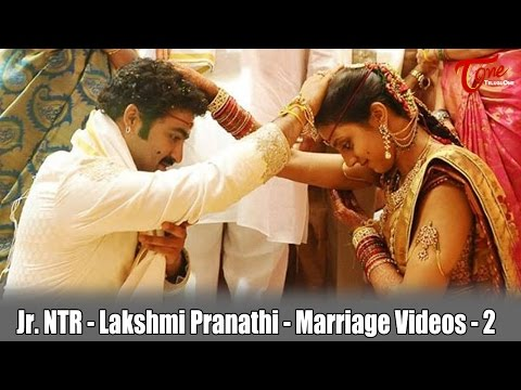 Jr. NTR - Lakshmi Pranathi - Marriage Videos - 02