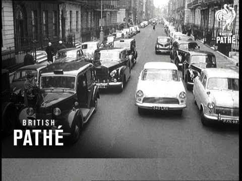 Selected Originals - Parking's Practically A Crime (1958)