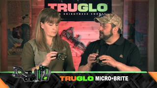 TRUGLO Micro Brite Archery Sight