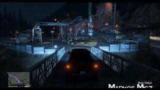 """Misterios GTA V """"El Aserradero Fantasma"""" =O MicZ"""