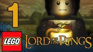 LEGO: Lord Of The Rings The Game Walkthrough Gameplay