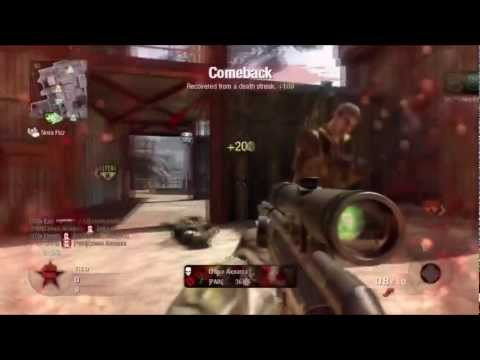 First hour going for the XeS recruitment...[Black Ops quad headshot feed]