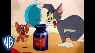 Tom a Jerry - Neviditeľný atrament