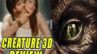 Creature 3D Full Movie 'Monster' Review In Hindi New