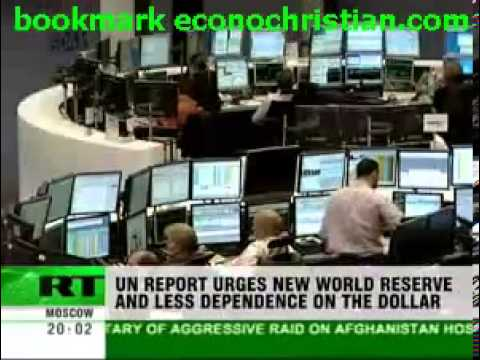 Economic Collapse RT's Max Keiser, China, UN World Currency