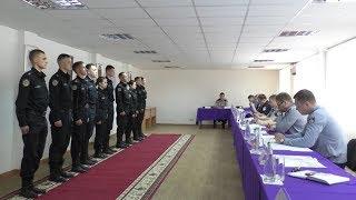 Відбувся персональний розподіл курсантів факультету № 3 ХНУВС