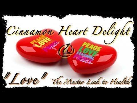 Cinnamon Heart Delight &