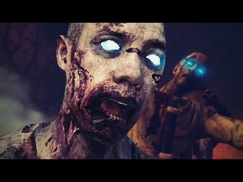 DIE RISE ZOMBIES (Black Ops 2 Zombies)