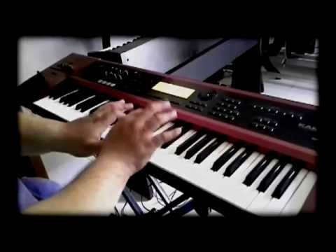 Casiopea - Take Me (Keyboard Cover By DenZ)