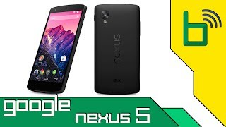 BRASIL: ANALISE NEXUS 5 (GOOGLE) COMPLETA 【HD】