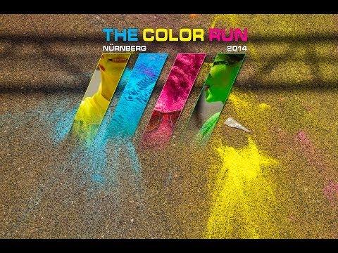 The Color Run Nürnberg 2014