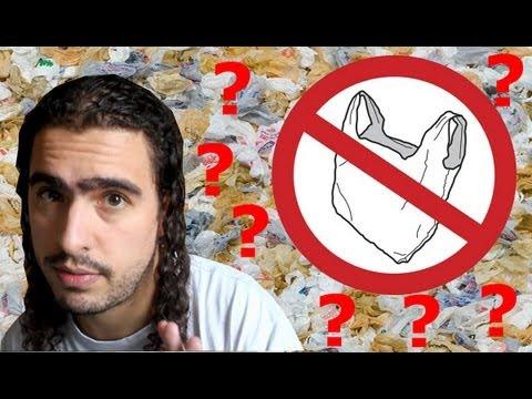 Sacolas plásticas: precisa proibir?