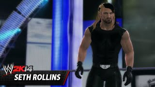 WWE 2K14 Community Showcase: Seth Rollins (PlayStation 3