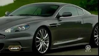 BBC: Aston Martin DB9 Race to Monte Carlo - Top Gear videos