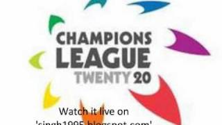 Watch Live Cricket And Champions League T20 FREE!