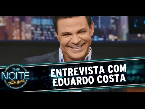 The Noite (27/11/14) - Entrevista com Eduardo Costa