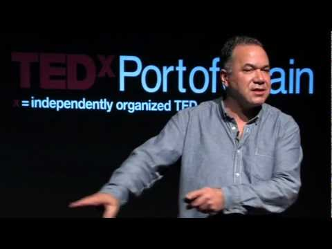 TEDxPortofSpain - Mark Raymond - Innovative architecture to ensure a sustainable future.