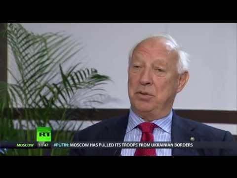 Russia not looking to annex Ukraine - ex NATO top brass