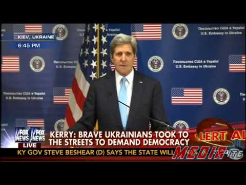 John Kerry Shocked by Putin's Claim No Russian Troops in Crimea