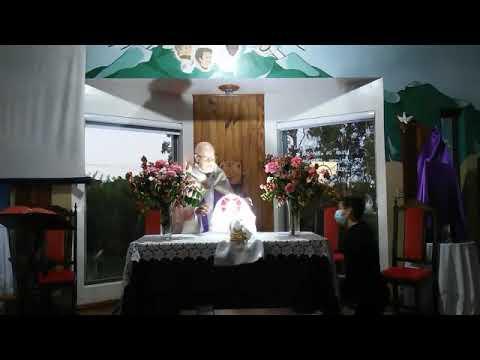 Santa Missa | 26.03.2021 | Sexta-feira | Padre José Sometti | ANSPAZ