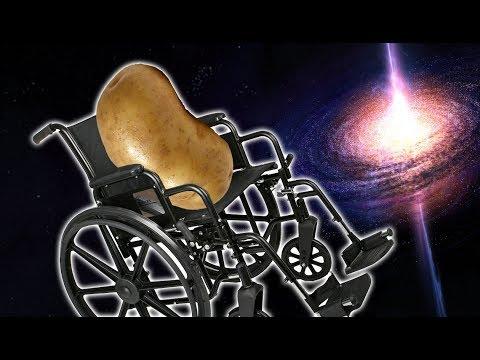 Stephen Hawking Stops a Black Hole - Scribblenauts - Part 19