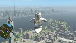 LEGO Marvel Super Heroes Unlocking Silver Surfer