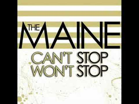 The Maine - I Wanna Love You (Akon Cover) - With Lyrics