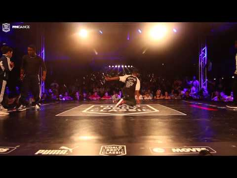 World BBoy Classic 2014 | Skychief & Zoopreme vs Justen & Kid Colombia