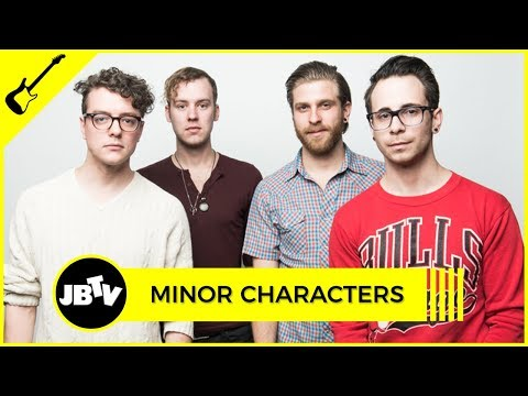 Minor Characters - Berlin Wall (Live JBTV)