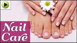 Nail Care Natural Home Remedies For Beautiful Nails