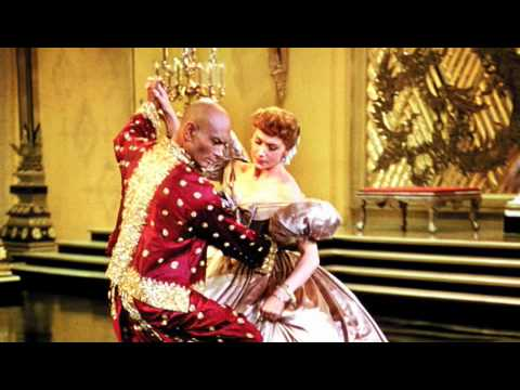 SHALL WE DANCE? (Lyrics) - THE KING AND I - YouTube