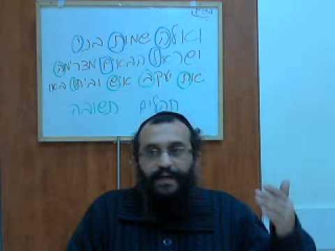 Tehilim porte de la techouva rav Moche Illouz