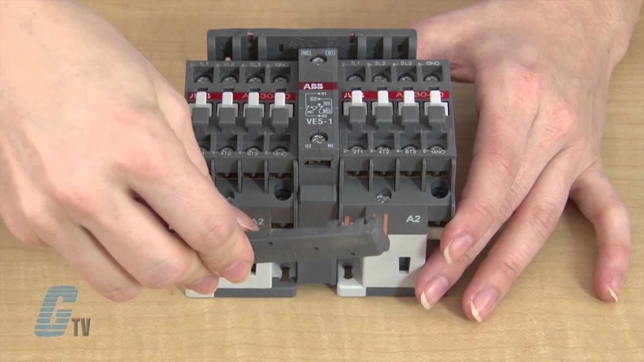 How To Assemble A Mechanically Interlocked And Reversing