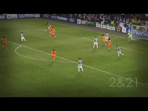 Paul Pogba VS. Real Madrid CF [HD] - CL 13/14