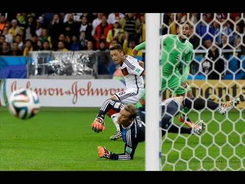 Germany vs Algeria 2-1 Goals And HD Highlights World Cup 2014