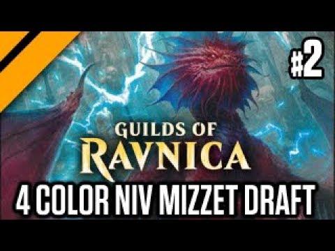 MTG: Arena - 4 Color Niv Mizzet - GRN Quick Draft (sponsored) P2