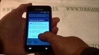 Resetear Samsung Galaxy S Scl I9003 A Modo Fábrica