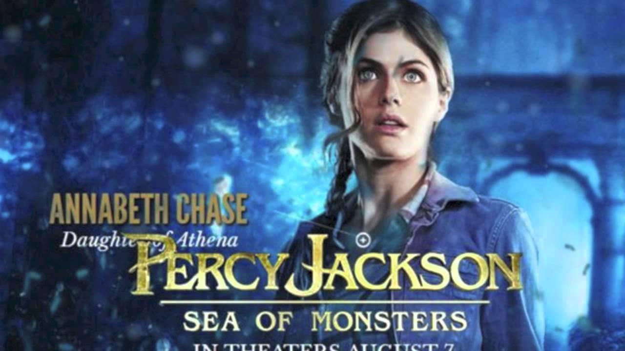 Percy Jackson Sea Of M...