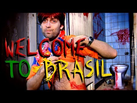 WELCOME TO BRAZIL WORLD CUP 2014