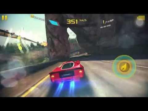 [Video Game], asphalt 8, Đua xe siêu tốc độ, cảm giác mạnh cực đã