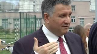 Міністр внутрішніх справ України Арсен Аваков: Служити та захищати