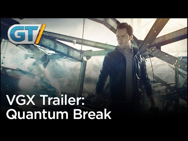 VGX 2013: Quantum Break Gameplay Trailer