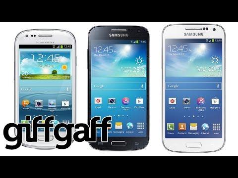 Samsung Galaxy S3 Mini vs S4 Mini vs S5 Mini   giffgaff